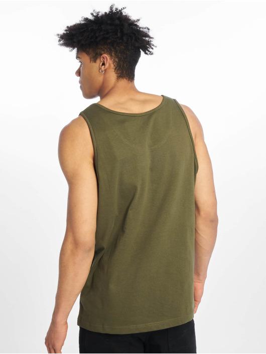Brandit T-paidat Classic oliivi