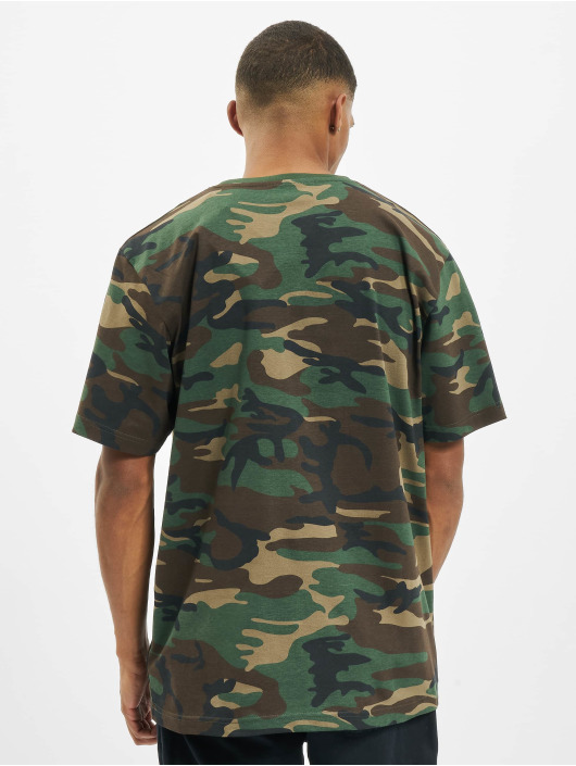 Brandit T-Shirt Class camouflage