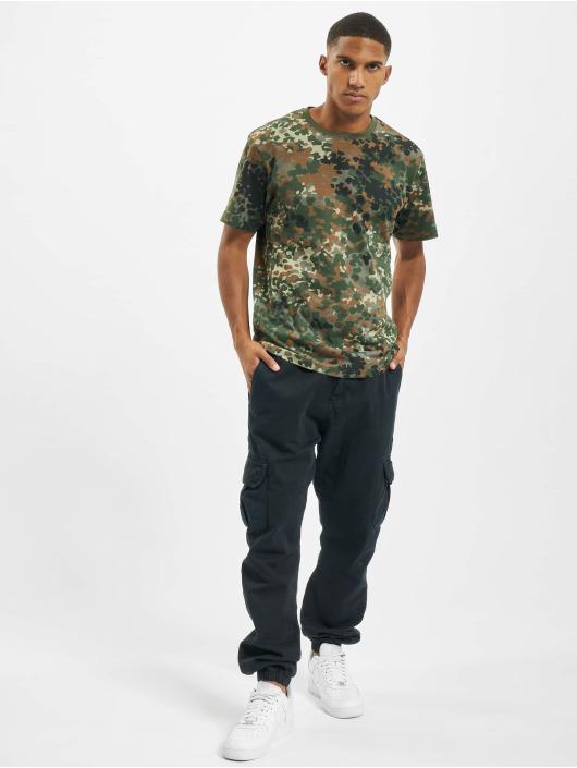 Brandit T-shirt Basic Premium mimetico