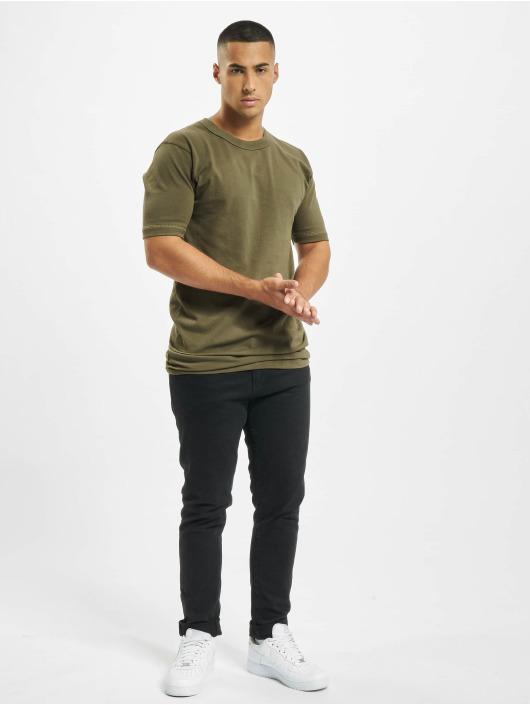 Brandit T-Shirty BW oliwkowy