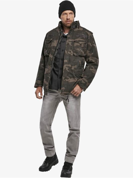 Brandit Talvitakit M65 Giant Winter camouflage