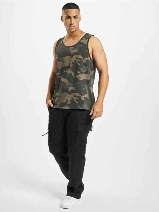 Brandit Tanktop Premium camouflage