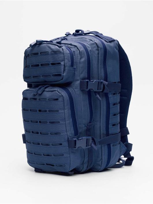 Brandit tas US Cooper Lasercut blauw
