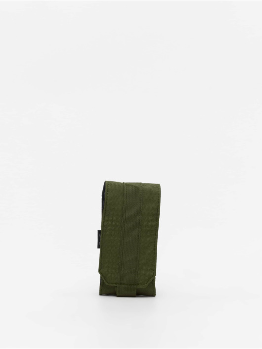 Brandit tas Molle Phone Large olijfgroen