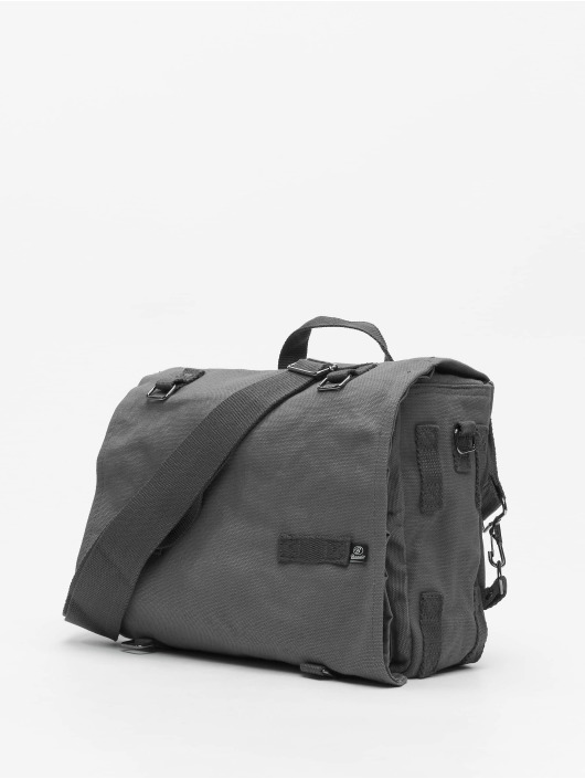 Brandit Tasche Große Kampftasche grau