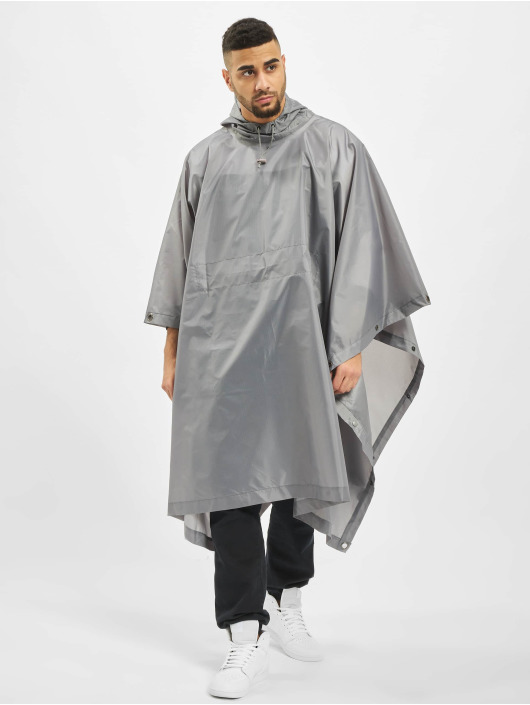 Brandit Transitional Jackets Ripstop Poncho grå