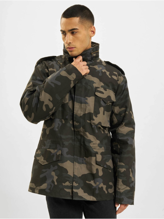 Brandit Transitional Jackets M65 Classic Fieldjacket kamuflasje