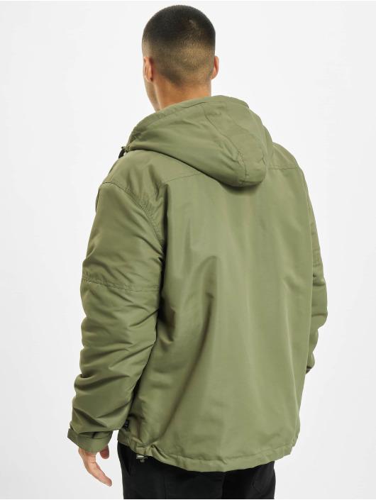 Brandit Transitional Jackets Fullzip oliven