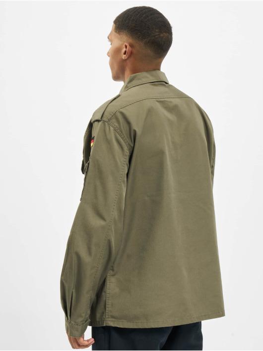 Brandit Transitional Jackets BW Field oliven