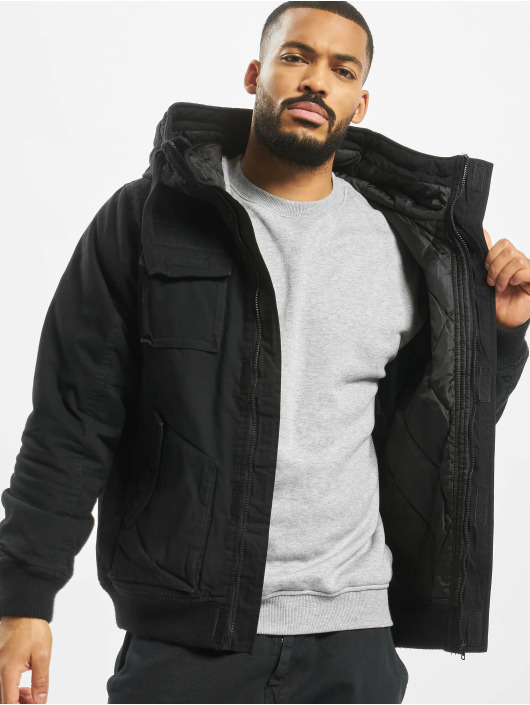 Brandit Transitional Jackets Bronx svart