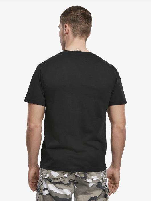 Brandit Trika Basic Premium čern