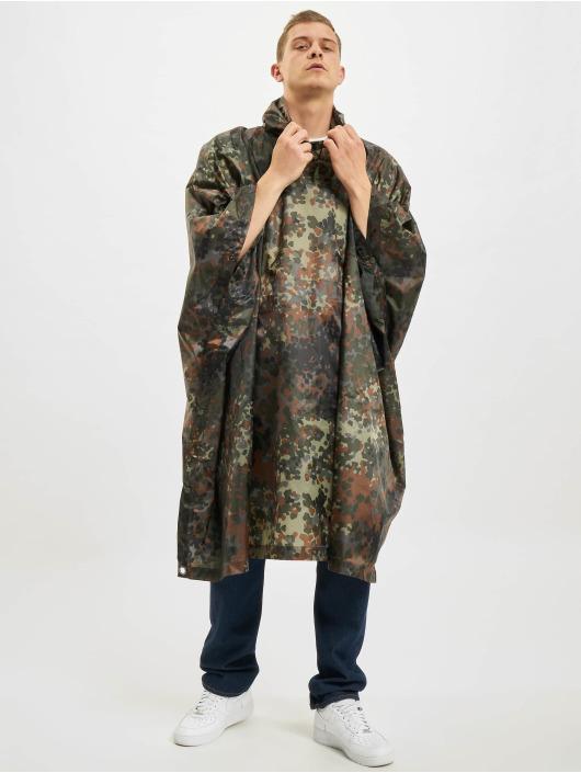Brandit Übergangsjacke Ripstop camouflage