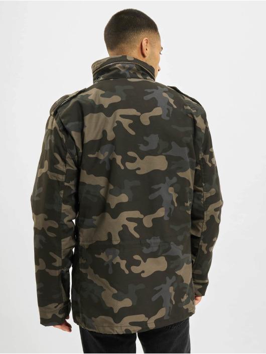 Brandit Välikausitakit M65 Classic Fieldjacket camouflage