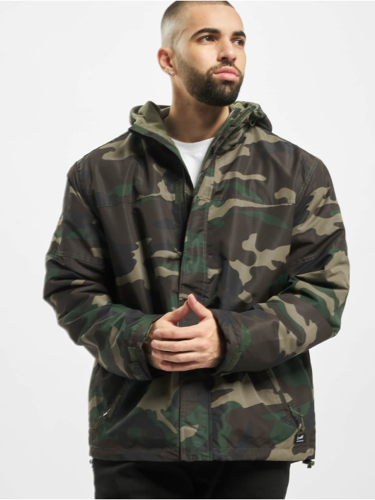 Brandit Välikausitakit Fullzip camouflage
