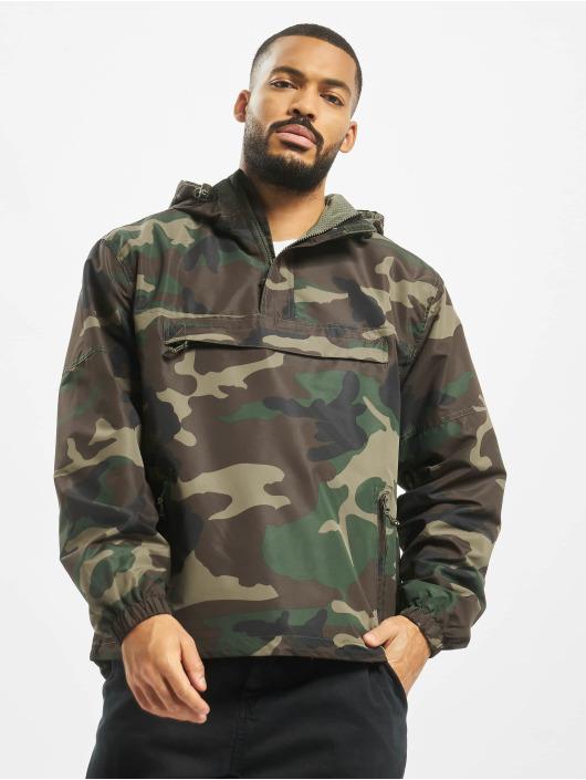 Brandit Välikausitakit Summer camouflage