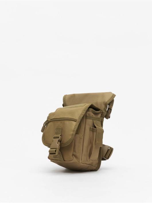 Brandit Väska Side Kick brun
