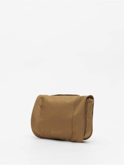 Brandit Väska Toiletry brun