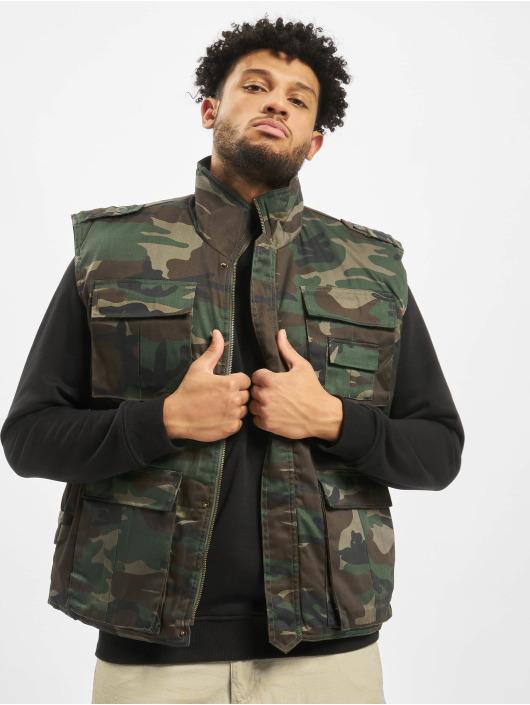 Brandit Vest Ranger camouflage