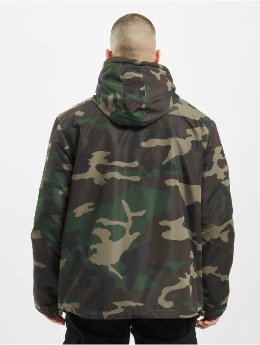 Brandit Veste mi-saison légère Fullzip camouflage