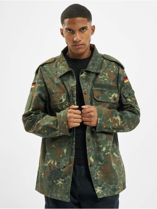 Brandit Veste mi-saison légère BW Field camouflage