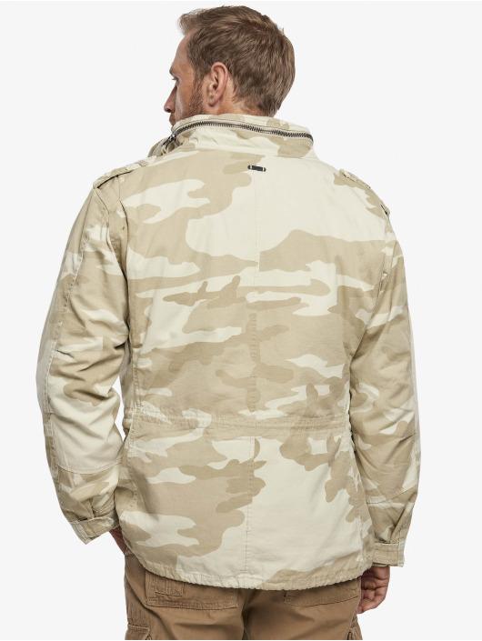 Brandit Vinterjakke M65 Giant Winter beige