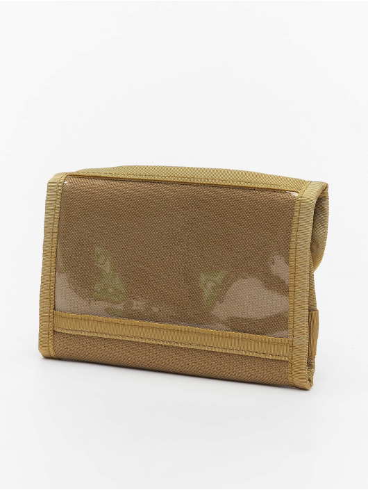 Brandit Wallet Two brown
