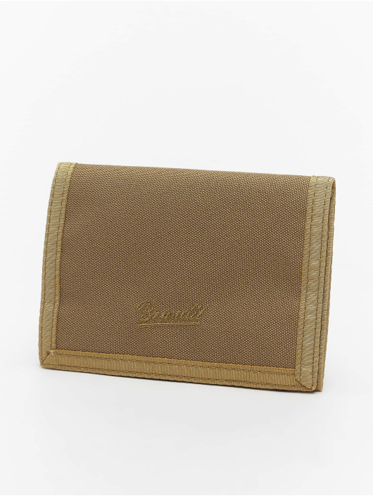 Brandit Wallet Three brown