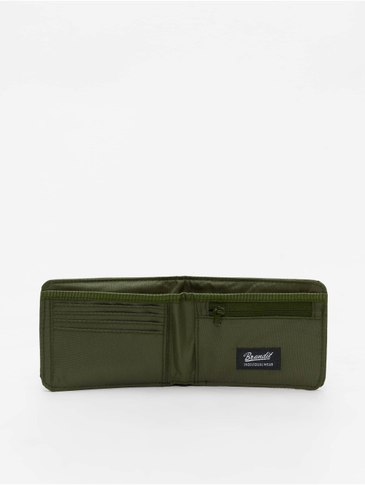Brandit Wallet Four olive