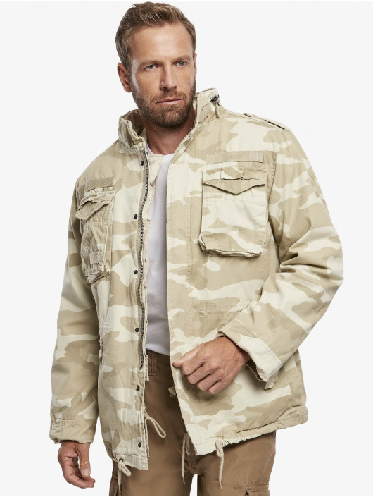 Brandit Winter Jacket M65 Giant Winter beige