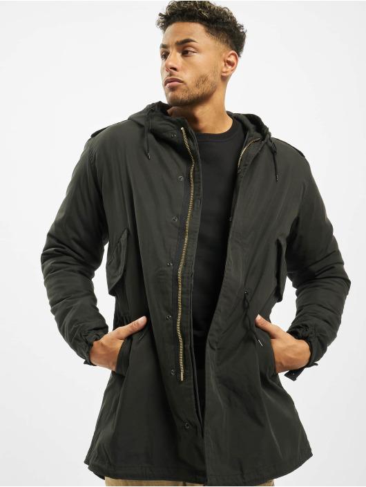 Brandit Winter Jacket M51 US black