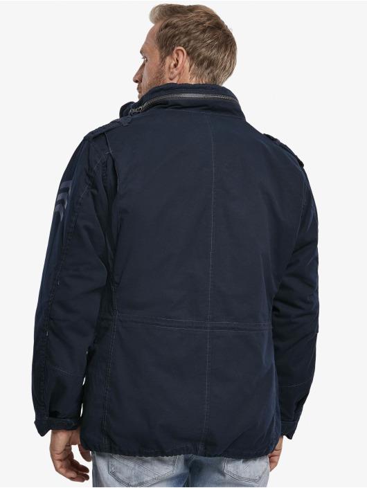 Brandit Winter Jacket M65 Giant blue