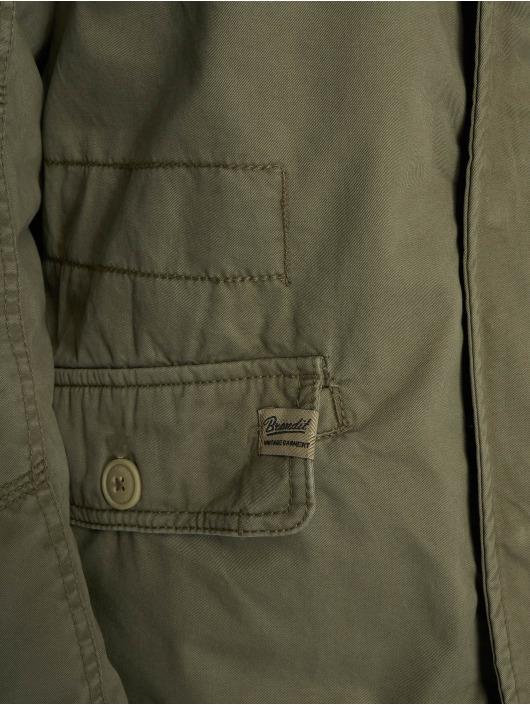 Brandit Winter Jacket Britannia olive