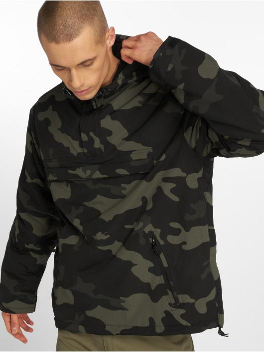 Brandit Winterjacke Men camouflage