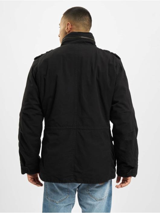 Brandit Winterjacke M65 Giant schwarz