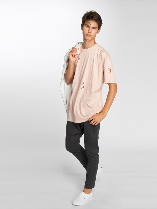 Brave Soul T-Shirt Benji rose
