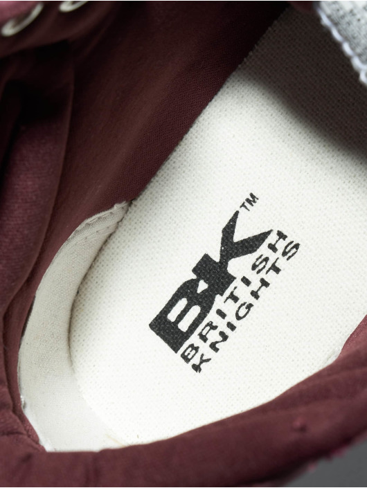 British Knights sneaker Dee rood