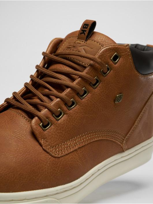 British Knights Sneakers Wood brazowy