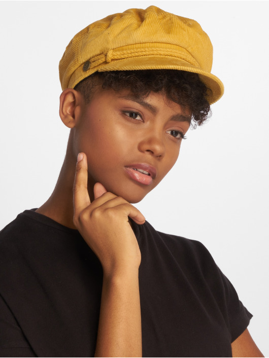 Brixton Hat Ashland yellow