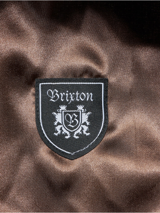 Brixton hoed Fiddler bruin