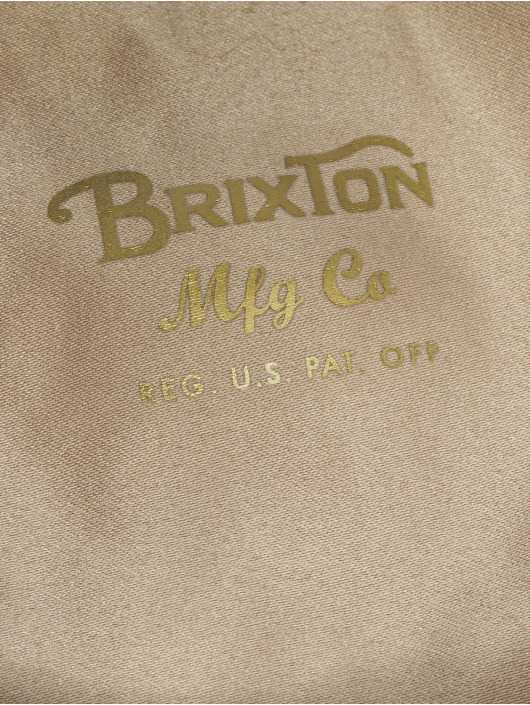 Brixton hoed Audrey Beret bruin