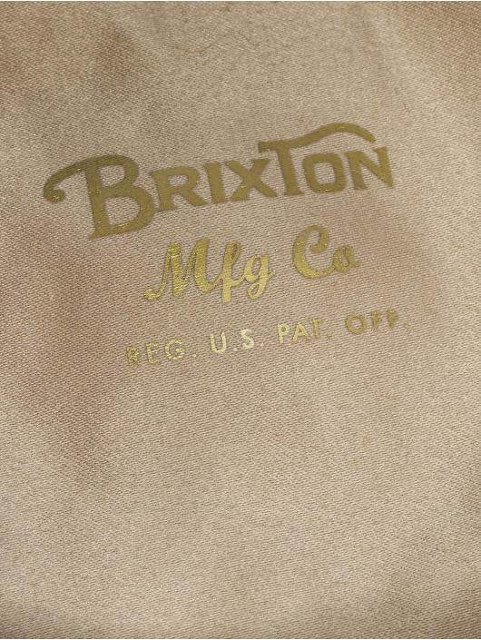 Brixton Klobúky Audrey Beret hnedá