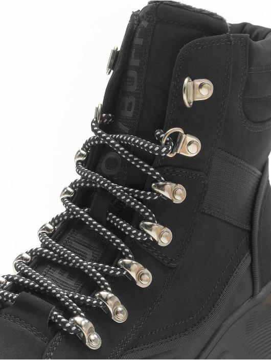 Buffalo Čižmy/Boots Fendo Laceup èierna