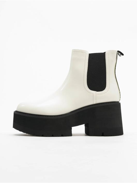 Buffalo Čižmy/Boots Fita Platform biela