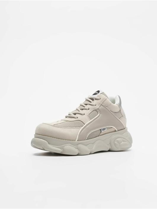 894cd713bef484 Buffalo   Colby gris Femme Baskets 602014