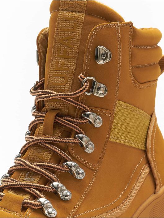 Buffalo Boots Fendo Laceup brown