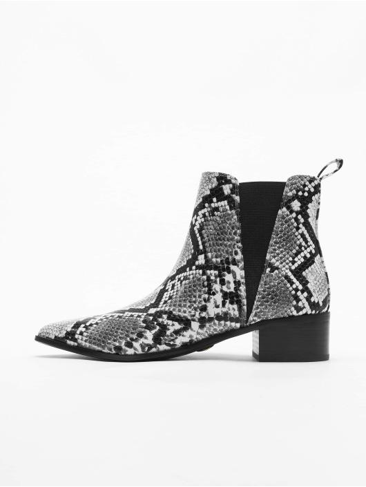 Buffalo Chaussures montantes Finola Chelsea noir
