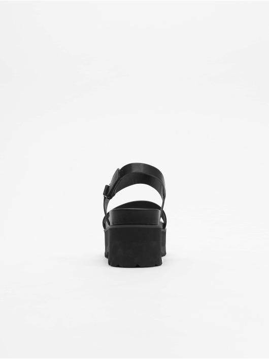 Buffalo Claquettes & Sandales Elita noir