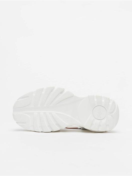 Buffalo London Claquettes & Sandales BO Plateau blanc