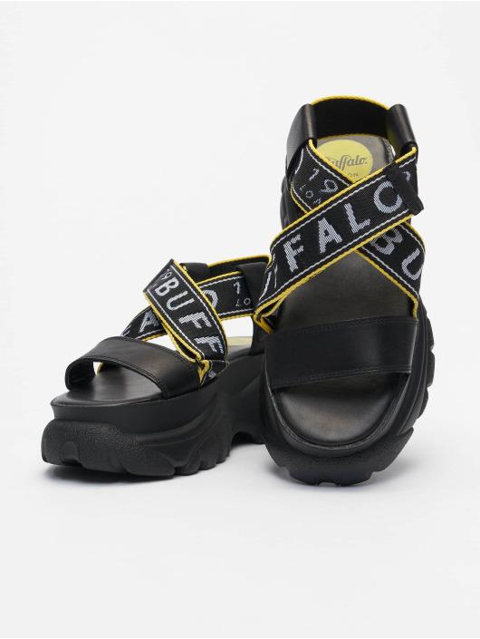 Buffalo London Slipper/Sandaal London BO zwart