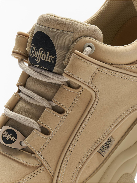 Buffalo London sneaker 1339-14 2.0 V Nubuck Leather beige